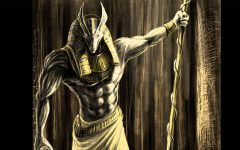 Anubis Goddess of Egyptian Death